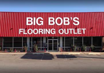 Big Bob's Flooring Outlet - 4600 S I-35 Service Rd, Oklahoma City, OK 73129