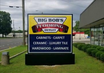 Big Bob's Flooring Outlet - 8949 Parkway E, Birmingham, AL 35206