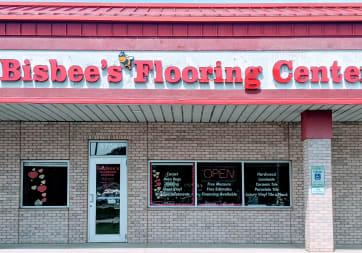 Bisbee's Flooring Center - 5704 US-51, McFarland, WI 53558