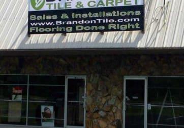 Brandon Tile & Carpet - 6329 US-301, Riverview, FL 33578