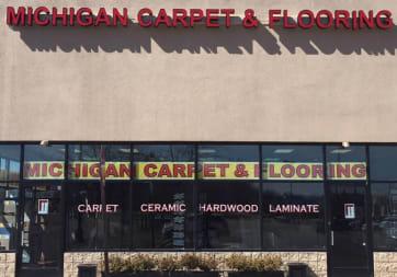 Michigan Carpet and Flooring - 465 Haggerty Rd, Commerce Charter Township, MI 48390