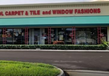 Capitol Carpet & Tile and Window Fashions - 1350 Linton Blvd, Delray Beach, FL 33444