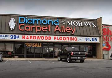 Carpet Alley Inc. - 3198 N Dug Gap Rd, Dalton, GA 30720