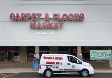 Carpet & Floors Market - 3234 Crain Hwy, Waldorf, MD 20603