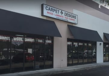 Carpet Designs Unlimited - 955 S Congress Ave, Delray Beach, FL 33445