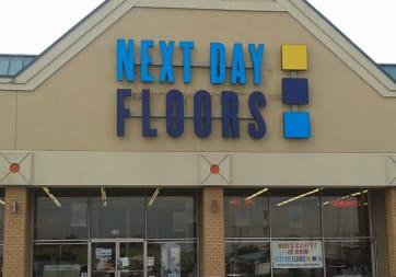 Next Day Floors - 712 Merritt Blvd, Dundalk, MD 21222