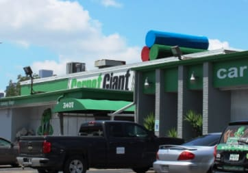 Carpet Giant & Shop At Home Service - 3407 Gulf Fwy, Houston, TX 77003