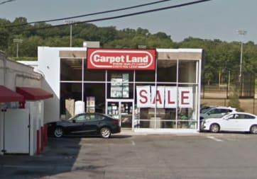 Carpet Land Inc. - 936 York Rd, Towson, MD 21204
