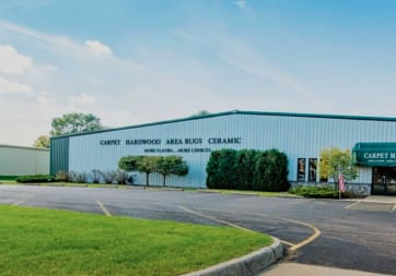 Carpet Mart - 2500 M-139, Benton Harbor, MI 49022