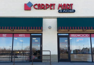Carpet Mart and More Flooring Center - 17034 E Quincy Ave, Aurora, CO 80015