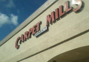 Carpet Mills Direct - 4517 Lake Worth Rd, Greenacres, FL 33463