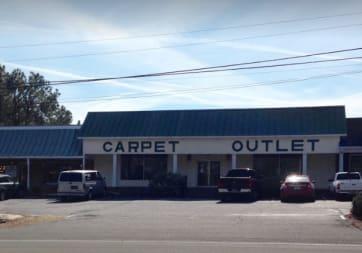 Carpet Outlet INC. - 1123 US-1, Lugoff, SC 29078