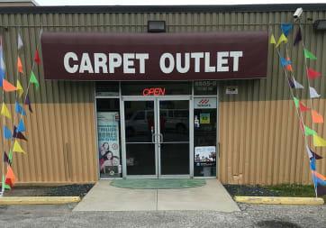 Carpet Outlet - 6505 Pulaski Hwy, Baltimore, MD 21237