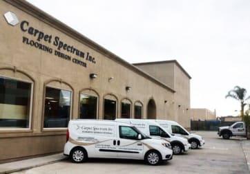 Carpet Spectrum Inc. - 2212 Lomita Blvd, Lomita, CA 90717