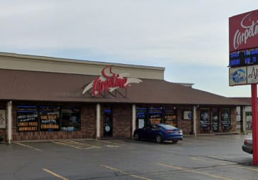 Carpetime Inc - 4595 Belden Village St NW, Canton, OH 44718