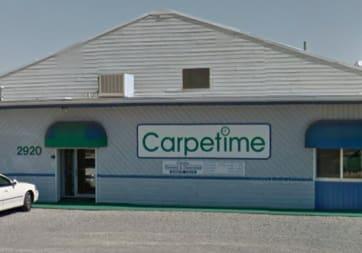 Carpetime - 2920 I-70BL, Grand Junction, CO 81504