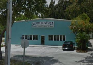 Carpets By Five-Four - 3947 US-1, Fort Pierce, FL 34982