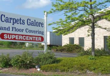 Carpets Galore and Flooring - 1542 N Port Washington Rd, Grafton, WI 53024