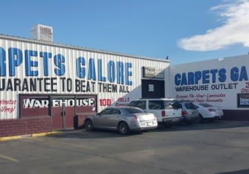 Carpets Galore - 1601 S Main St, Las Vegas, NV 89104