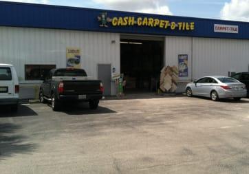 Cash Carpet & Tile - 776 N Enterprise Point, Lecanto, FL 34461