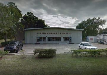 Chapman Carpet & Supply - 7103 Sheridan Rd, West Melbourne, FL 32904