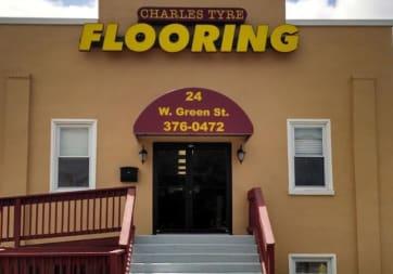 Charles Tyre Flooring - 24 W Green St, Middletown, DE 19709