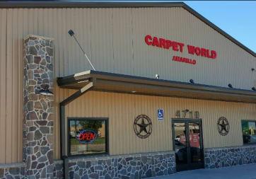 Carpet World of Amarillo - 4710 Bell St, Amarillo, TX 79109