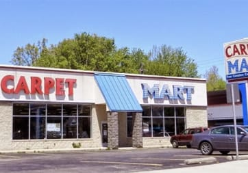 City Carpet  - 2001 W Prospect Rd, Ashtabula, OH 44004