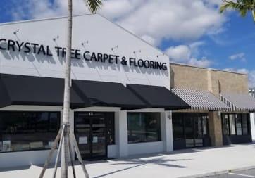 Crystal Tree Carpet & Flooring - 1201 US-1, North Palm Beach, FL 33408