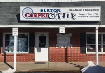 Elkton Carpet & Tile - 207 S Bridge St, Elkton, MD 21921