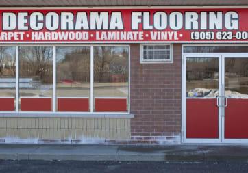 Decorama Flooring Bowmanville - 2365 Energy Dr #8, Bowmanville, ON L1C 3K3