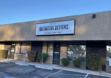 Definitive Designs The Wood Floor Store - 3550 N 1st Ave Suite 260, Tucson, AZ 85719