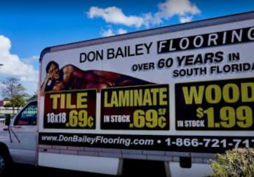 Don Bailey Floors - 2208 S State Rd 7, Miramar, FL 33023