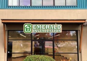 Emerald Installation Poulsbo Showroom - 19980 10th Ave NE Suite 101, Poulsbo, WA 98370