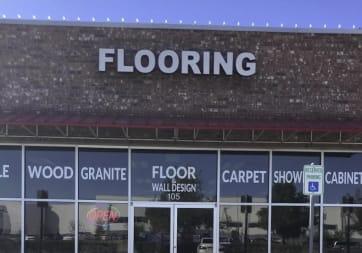 Floor & Wall Design - 2680 Denton Tap Rd ste 105, Lewisville, TX 75067