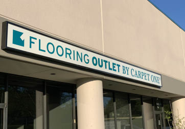 Flooring Outlet By Carpet One - 8265 Patuxent Range Rd Suite C, Jessup, MD 20794