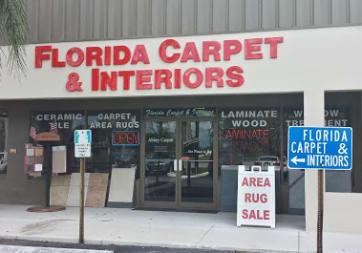 Florida Carpet & Interiors - 6250 N Military Trl #103, Riviera Beach, FL 33407