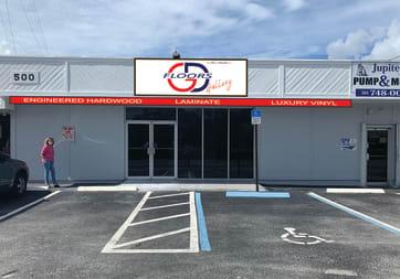 GD Floors Gallery - 500 N Old Dixie Hwy #3, Jupiter, FL 33458