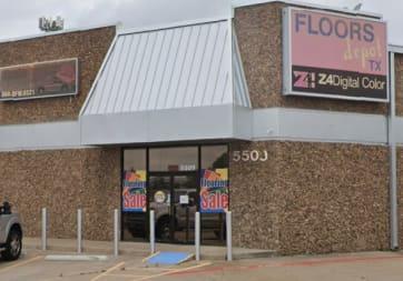 Floors Depot TX - 5505 Airport Fwy, Haltom City, TX 76117