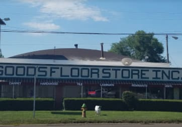 Good's Floor Store Inc - 1705 E Pershing Rd, Decatur, IL 62526