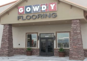 Gowdy Flooring - 5205 S Coulter St, Amarillo, TX 79119
