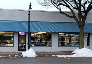 Greenville Flooring & Mattress LLC - 111 N Lafayette St, Greenville, MI 48838