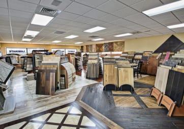 Hawkins Flooring Warehouse - 1819 Main St, Sarasota, FL 34236