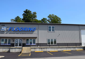 Hicks & Sons Floor Coverings  - 2740 E County Rd 900 S, Cloverdale, IN 46120