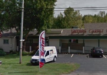 Jamies Carpet Shop - 46125 Telegraph Rd, Amherst, OH 44001
