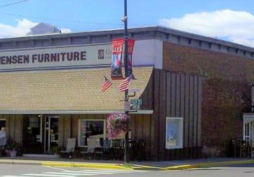 Jensen Furniture - 101 Main St S, Luck, WI 54853