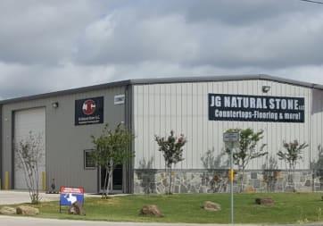 JG Natural Stone LLC. - 12807 Harmon Rd, Haslet, TX 76052