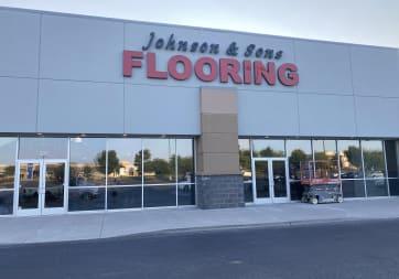 Johnson & Sons Flooring - 207 Hamilton Crossing Dr, Alcoa, TN 37701