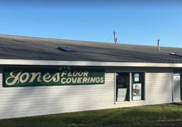 Jones Flooring Center - 3500 N Palafox St, Pensacola, FL 32505