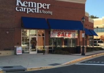 Kemper Carpet & Flooring - 3905a Fair Ridge Dr, Fairfax, VA 22033
